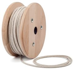 Choose your electrical fabric cord - LIGHT CANVAS Round 2 core lighting cable with soft textile sleeve - WORLDWIDE SHIPPING