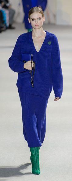 Akris Fall-winter 2018-2019 - Ready-to-Wear blu e verde 82a22433621