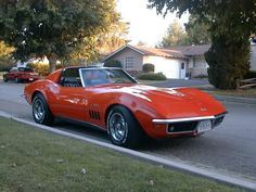 1969 Chevrolet Corvette Stingray .
