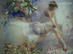 A Ballerina by Marlize Mayer from Pretoria, South Africa.