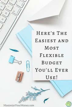 Budget | Budgeting for beginners | Financial planning | Building wealth | Paying off debt via @maximizemoney