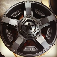 Party like a Rockstar The new Rockster II wheels by KMC. Find them at www.4wheelonline.com