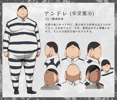 登場人物 キャラクター|TVアニメ『監獄学園 プリズンスクール』公式サイト