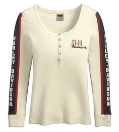 womens long sleeve harley shirts - Bing Images