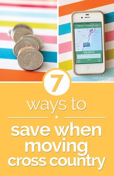 7 Ways to Save When Moving Cross Country | thegoodstuff