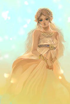 Beautiful portrayal of Zelda!!!