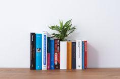 Livros que se transformam em vasos   Atitude Sustentável
