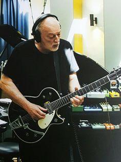 David Gilmour rattle that lock 2015
