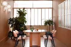 Nueva Carolina Event & Co-Working Space in Madrid by Cordero Atelier | Yellowtrace