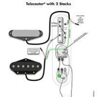 Area T Telecaster Wiring Diagram