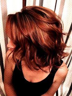 Reddish Brown Hair Color, Hair Color Auburn, Auburn Hair, Red Hair Color, Brown Hair Colors, Dark Auburn, Dark Red, Long Hair Styles, Shades