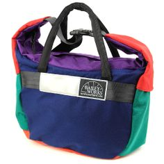 Bailey Works Whale Mouth Duffel