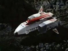 Base Shuttle (Dengeki Sentai Changeman / Esquadrão Relâmpago Changeman)