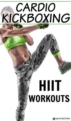 Cardio Kickboxing HIIT Workouts