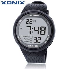 XONIX Sport Watch for Men //Price: $39.99 & FREE Shipping //   https://www.freeshippingwatches.com/shop/xonix-sport-watch-for-men/    #watches