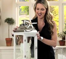 Decorating how to videos from Pottery Barn. lots of them!