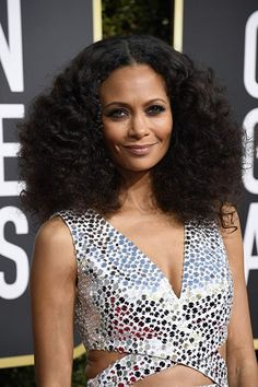 These stars have set the beauty bar high as we commence the 2019 award season with the Annual Golden Globe Awards. From Regina King to Thandie Newton to the … Thandie Newton, Beauty Trends, Beauty Hacks, Beauty Tips, Beauty Bar, Hair Beauty, Hair Fair, Rebecca Ferguson, Golden Globes