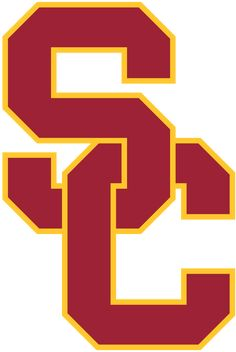USC Trojans Logo Pac-12 Conference