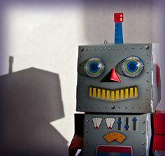 Project 2: Robot Design -