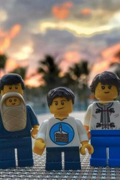 1 Dad's Lego Instagram Totally Nails the Whole Parenting Thing