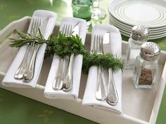 Herbs as Spring Inspiration