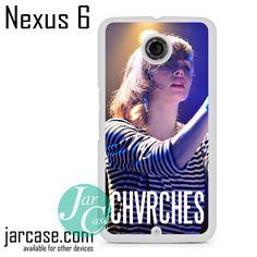 Lauren Mayberry Phone case for Nexus 4/5/6