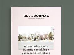 Resultado de imagen para bus journal