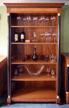 Regal, Kirsche, ca. 1920 Liquor Cabinet, Storage, Furniture, Home Decor, Cherries, Shelf, Purse Storage, Decoration Home, Room Decor