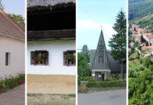Kincseket találhatunk belföldön: íme 10 csodaszép magyar falu! Cabin, House Styles, Workout, Home Decor, Decoration Home, Room Decor, Cabins, Work Out, Cottage
