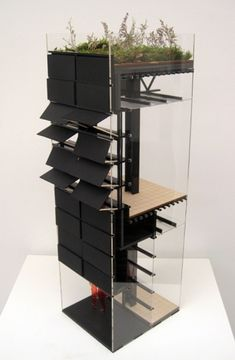 wall section model - Google Search