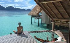 Intimate tropical hideaway: Misool Eco Resort