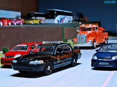 Johnson County Kansas Sheriff K9 Diecast Diorama by PMC 1stPix, via Flickr