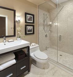 cuarto de baño pequeño con bañera - Buscar con Google