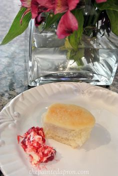 cranberry butter thepaintedapron.com