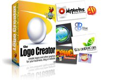 The Logo Creator (by Laughingbird Software): I use this to create all my banners for my WordPress sites as well as other projects. Very, very easy to use and affordable.