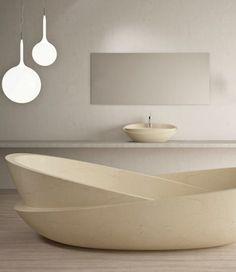 Ciotole by Purapietra | #Design Mario Mazzer #bathroom #stone