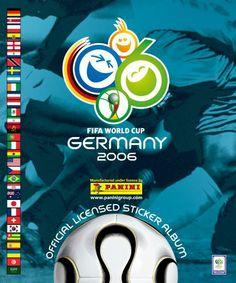 Álbumes Mundial Alemania 2006