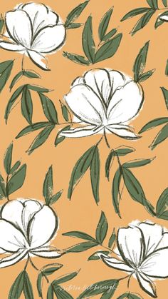 Save four free wallpaper designs to your phone, created by Victoria Bilsborough. Cute Backgrounds, Cute Wallpapers, Free Wallpaper Backgrounds, Motif Floral, Floral Prints, Floral Illustrations, Illustration Art, Pattern Art, Print Patterns