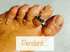Gommage provençal : le gommage DIY très naturel et efficace pour les pieds - et vous avez déjà tout ce qu'il faut dans votre cuisine !