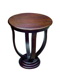 The rose side table is handcrafted from the best quality solid mahogany wood. It is perfect for the living room, hallway, kitchen or bedroom. You will cherish this multi-generational piece for many years to come. By acquiring this unique and authentic piece fine furniture, you are helping to... see more details at https://bestselleroutlets.com/home-kitchen/furniture/accent-furniture/product-review-for-nes-furniture-nes-fine-handcrafted-furniture-solid-mahogany-wood-rose-side-