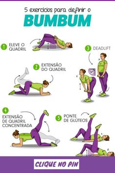 Physical Fitness, Yoga Fitness, Fitness Tips, Health Fitness, Butt Workout, Gym Workouts, At Home Workouts, Diet Motivation, Workout Programs