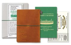 Travel Journal-Art Diary-Eclectic Dersign Book| Serafini Amelia| Traveler's Notebook STAR FERRY Edition - Limited Edition - Find it at Buiten de Lijntjes - We ship Worldwide! http://www.buitendelijntjesshop.com/c-2527622/traveler-s-notebook-limited/