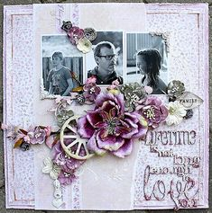 A lifetime is not long enough to love you ~ Dusty Attic