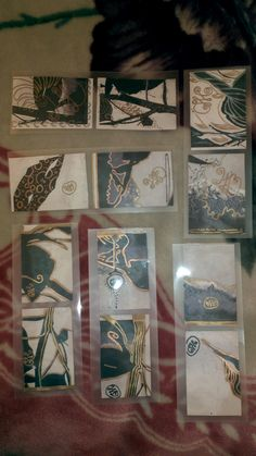 Artist+Trading+Cards++ATC++signed++Ink+by+NWNDllc+on+Etsy,+$0.50
