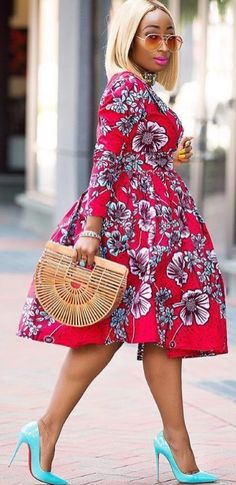 How to Go to Church in Style African Inspired Fashion, African Dresses For Women, African Print Fashion, Africa Fashion, African Attire, African Wear, African Fashion Dresses, African Women, Fashion Outfits