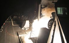 US Strike on Syria Make Investigation of Chemical Attack Impossible - Lawmaker