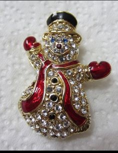 1000+ images about jewelry- christmas brooches #2 on Pinterest ...
