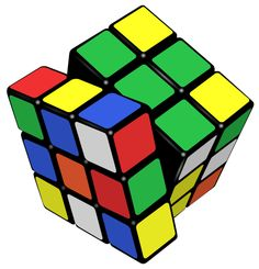The Rubik's Cube was a popular toy for everyone in the 80s. Although it seemed like a simple and colorful cube, people were perplexed at how difficult and frustrating solving the puzzle would be. Playing with a Rubik's Cube was a fun pass-time and mind-game.