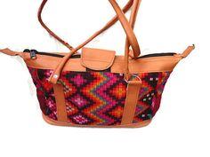 Handmade guatemalan bag made of handmade by handmadewithart