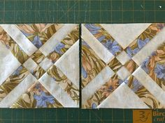 The Arrowhead Quilt Block Made Easy | susies-scraps.com Quilt Blocks Easy, Modern Quilt Blocks, Easy Quilts, Jelly Roll Quilt Patterns, Quilt Block Patterns, Pattern Blocks, Quilting Projects, Quilting Designs, Quilting Ideas